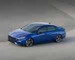 2021 Hyundai Elantra N Line Front Three-Quarter Wallpapers 150x120 (15)