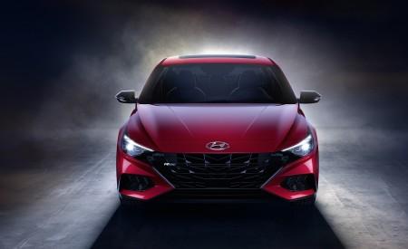 2021 Hyundai Elantra N Line Front Wallpapers 450x275 (81)