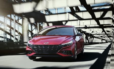 2021 Hyundai Elantra N Line Front Wallpapers 450x275 (77)