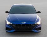 2021 Hyundai Elantra N Line Front Wallpapers 150x120 (20)
