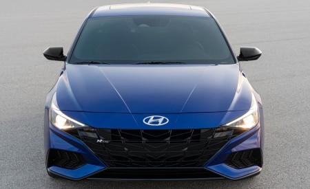 2021 Hyundai Elantra N Line Front Wallpapers 450x275 (20)