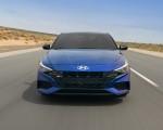 2021 Hyundai Elantra N Line Front Wallpapers 150x120 (3)