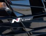 2021 Hyundai Elantra N Line Grill Wallpapers 150x120 (31)