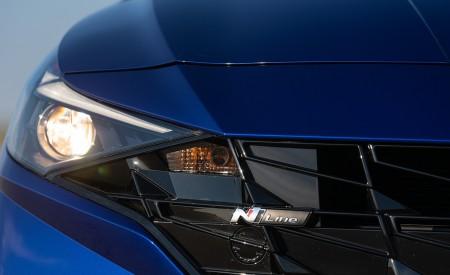2021 Hyundai Elantra N Line Headlight Wallpapers 450x275 (30)