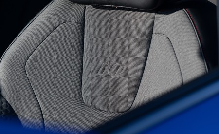 2021 Hyundai Elantra N Line Interior Seats Wallpapers 450x275 (74)