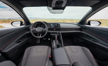2021 Hyundai Elantra N Line Interior Wallpapers 450x275 (51)