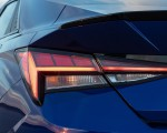 2021 Hyundai Elantra N Line Rear Wallpapers 150x120 (40)