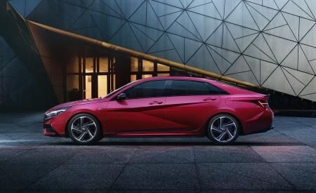 2021 Hyundai Elantra N Line Side Wallpapers 450x275 (80)