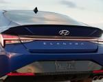 2021 Hyundai Elantra N Line Spoiler Wallpapers 150x120 (39)