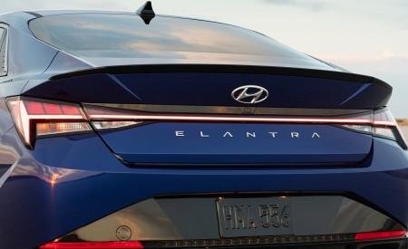 2021 Hyundai Elantra N Line Spoiler Wallpapers 450x275 (39)