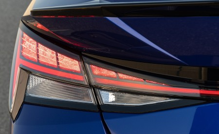 2021 Hyundai Elantra N Line Tail Light Wallpapers 450x275 (38)