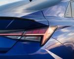 2021 Hyundai Elantra N Line Tail Light Wallpapers 150x120 (36)