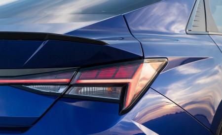 2021 Hyundai Elantra N Line Tail Light Wallpapers 450x275 (36)