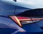 2021 Hyundai Elantra N Line Tail Light Wallpapers 150x120 (35)