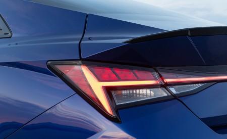 2021 Hyundai Elantra N Line Tail Light Wallpapers 450x275 (35)