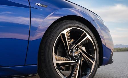 2021 Hyundai Elantra N Line Wheel Wallpapers 450x275 (29)