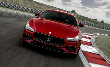 2021 Maserati Ghibli Trofeo Wallpapers HD