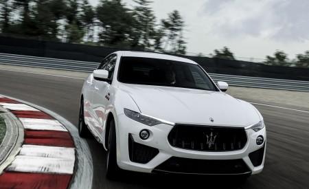 2021 Maserati Levante Trofeo Wallpapers HD