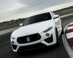 2021 Maserati Levante Trofeo Front Wallpapers 150x120 (2)