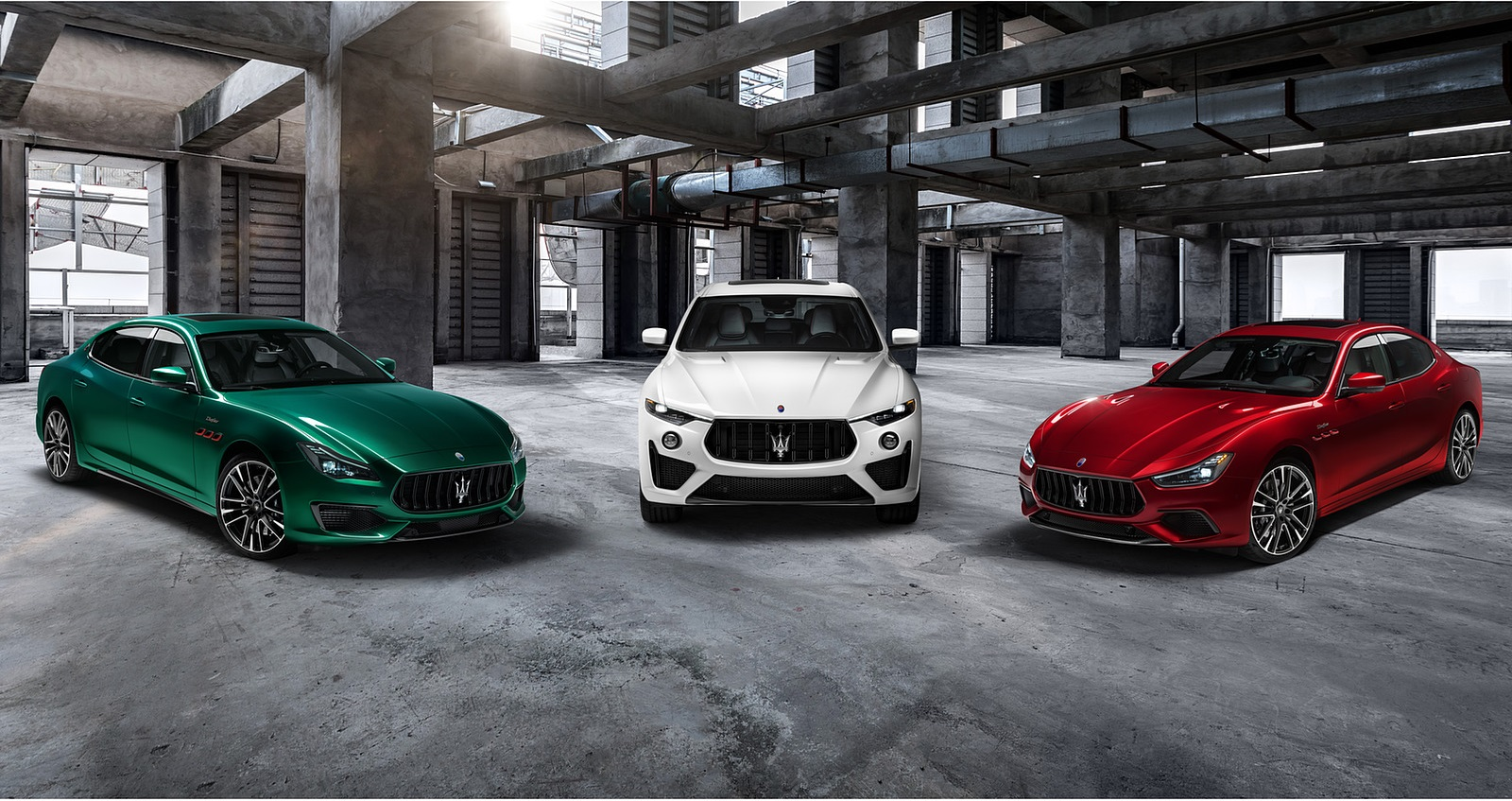 2021 Maserati Levante Trofeo Wallpapers (5)