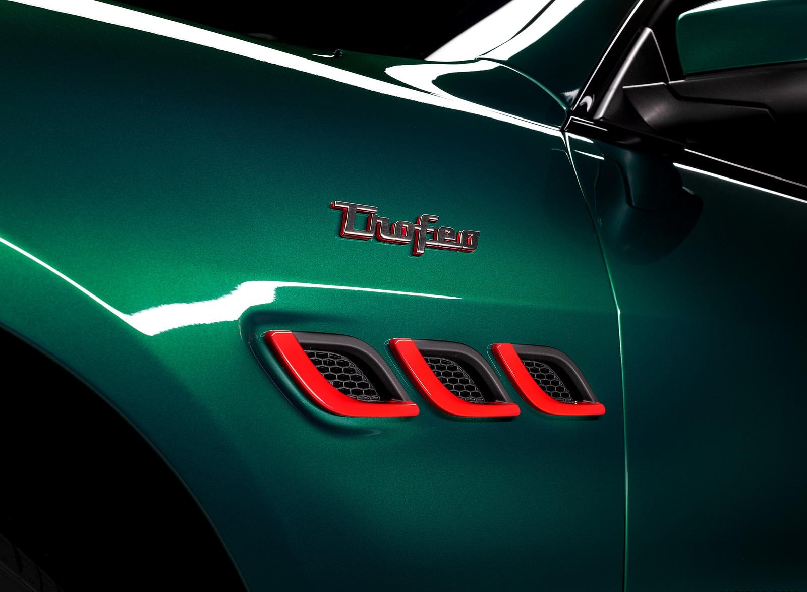 2021 Maserati Quattroporte Trofeo Detail Wallpapers (8)