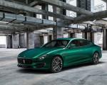 2021 Maserati Quattroporte Trofeo Front Three-Quarter Wallpapers 150x120 (4)
