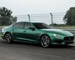 2021 Maserati Quattroporte Trofeo Front Three-Quarter Wallpapers 150x120 (3)