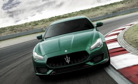 2021 Maserati Quattroporte Trofeo Wallpapers HD