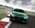 2021 Maserati Quattroporte Trofeo Front Wallpapers 150x120 (2)
