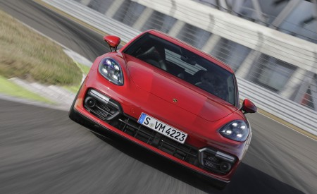 2021 Porsche Panamera GTS Sport Turismo Wallpapers HD