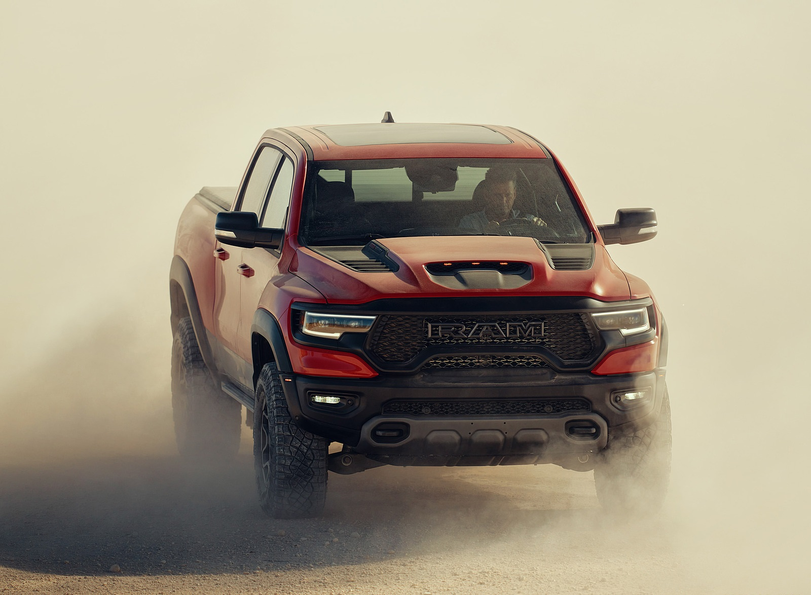 2021 Ram 1500 TRX Front Wallpapers (2)