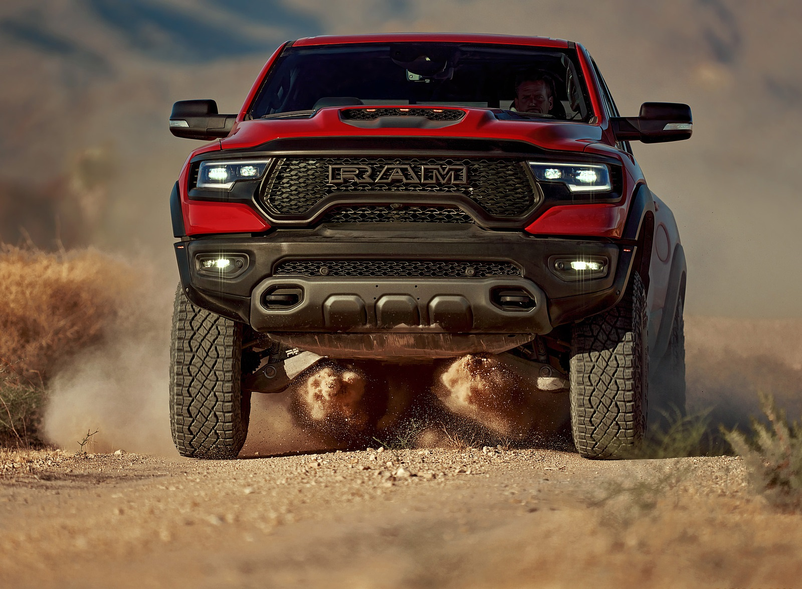2021 Ram 1500 TRX Front Wallpapers (7)