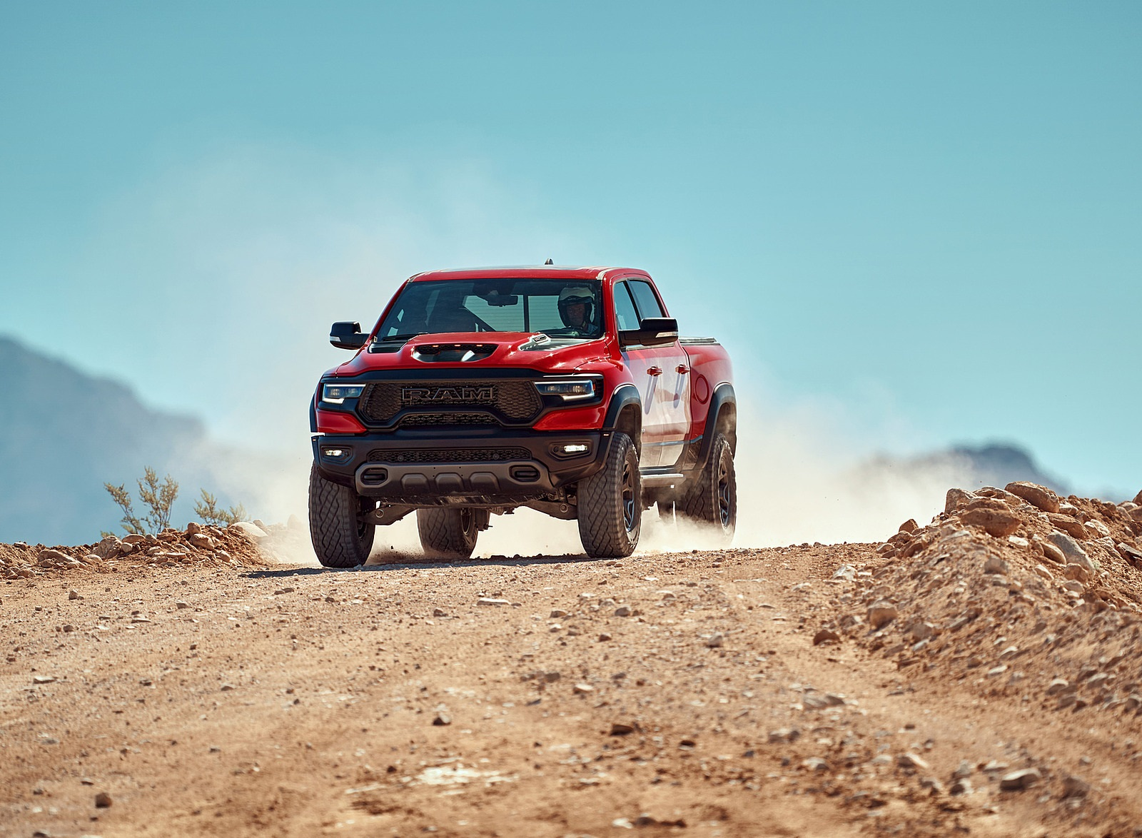 2021 Ram 1500 TRX Front Wallpapers (5)