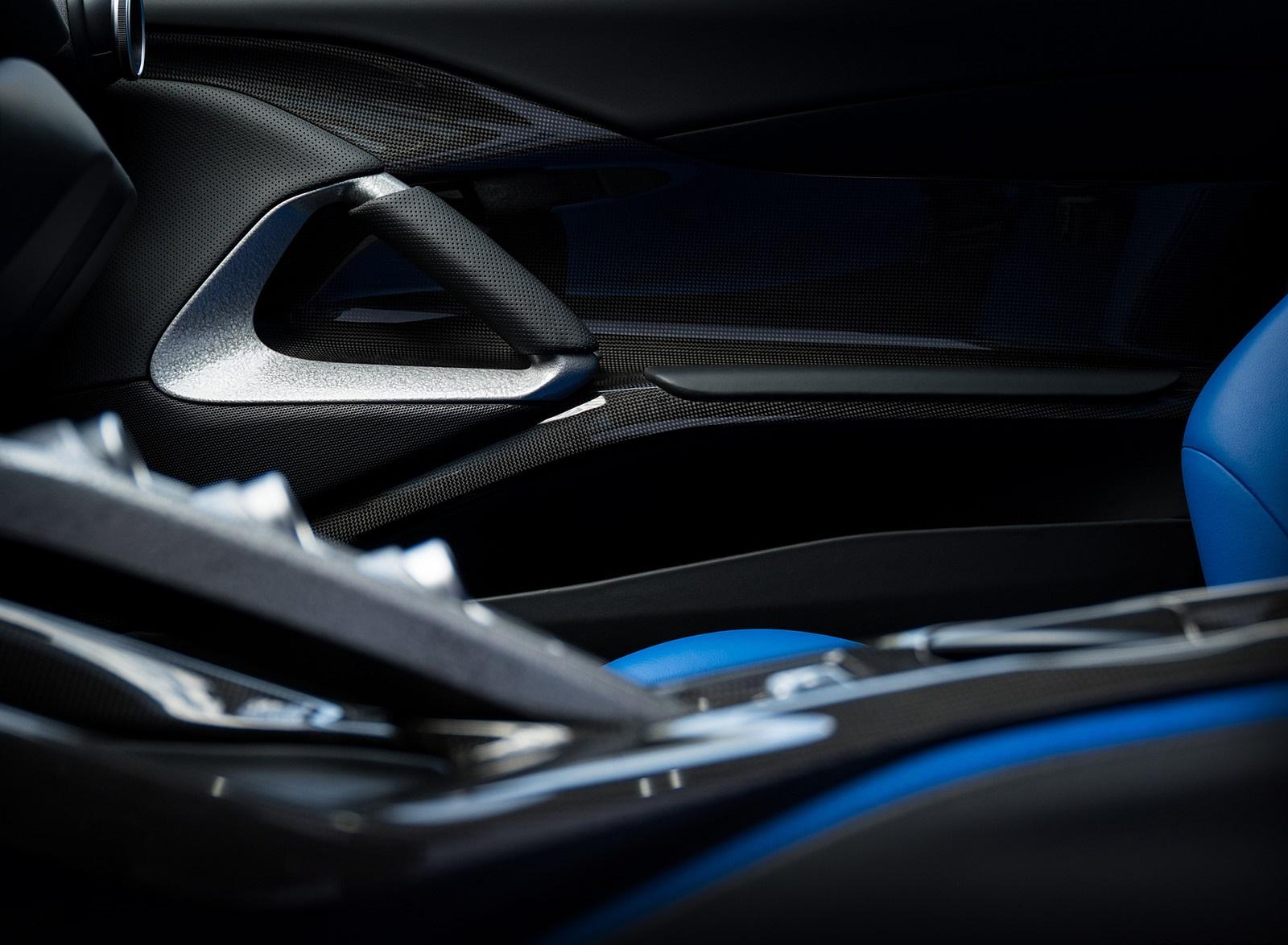 2020 Ferrari Omologata Interior Detail Wallpapers (10)