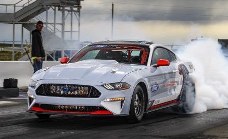 2020 Ford Mustang Cobra Jet 1400 Prototype Wallpapers HD