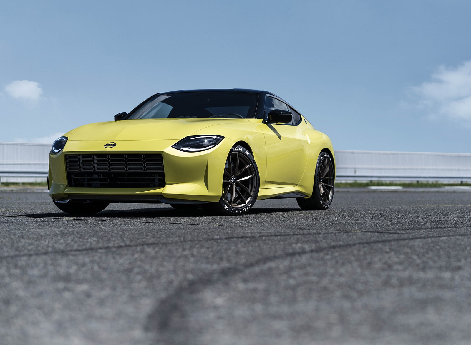 2020 Nissan Z Proto Concept Front Three-Quarter Wallpapers (8)