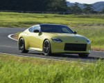 2020 Nissan Z Proto Concept Front Three-Quarter Wallpapers 150x120 (2)
