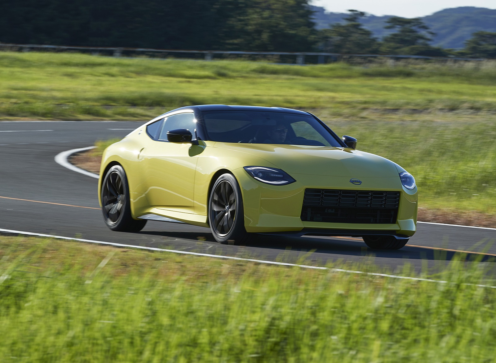 2020 Nissan Z Proto Concept Front Three-Quarter Wallpapers (2)