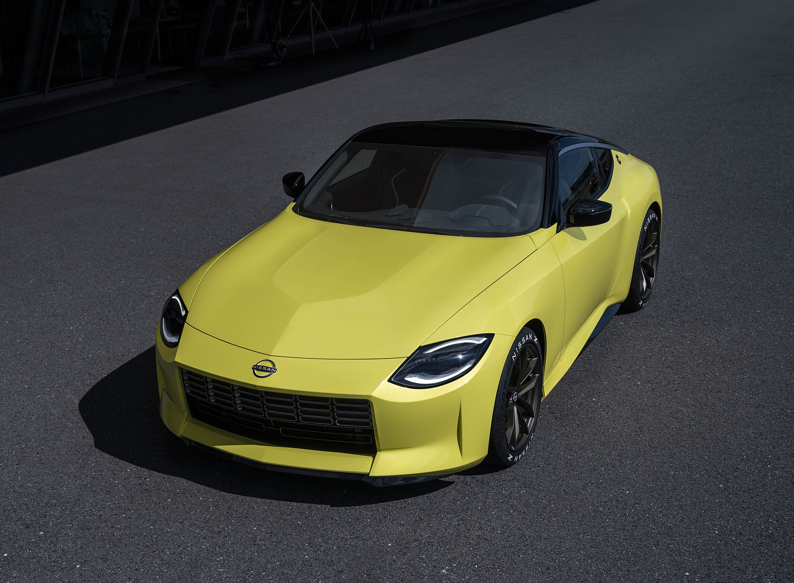 2020 Nissan Z Proto Concept Front Wallpapers (9)