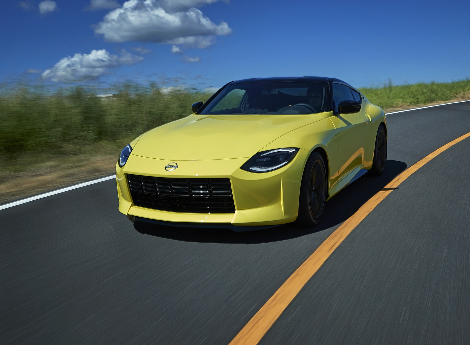 2020 Nissan Z Proto Concept Front Wallpapers (1)