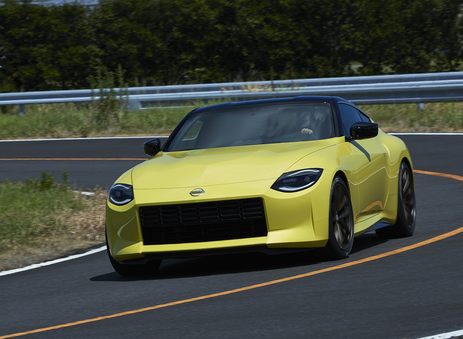 2020 Nissan Z Proto Concept Front Wallpapers (4)