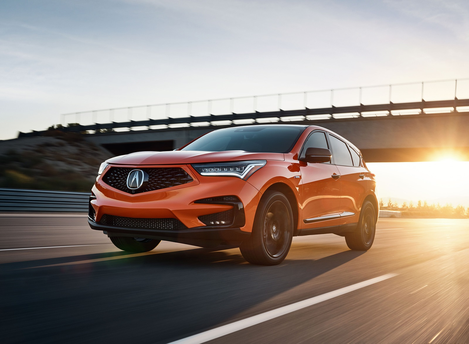 2021 Acura RDX PMC Edition Front Three-Quarter Wallpapers (2)