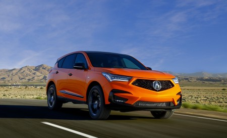 2021 Acura RDX PMC Edition Front Three-Quarter Wallpapers 450x275 (4)