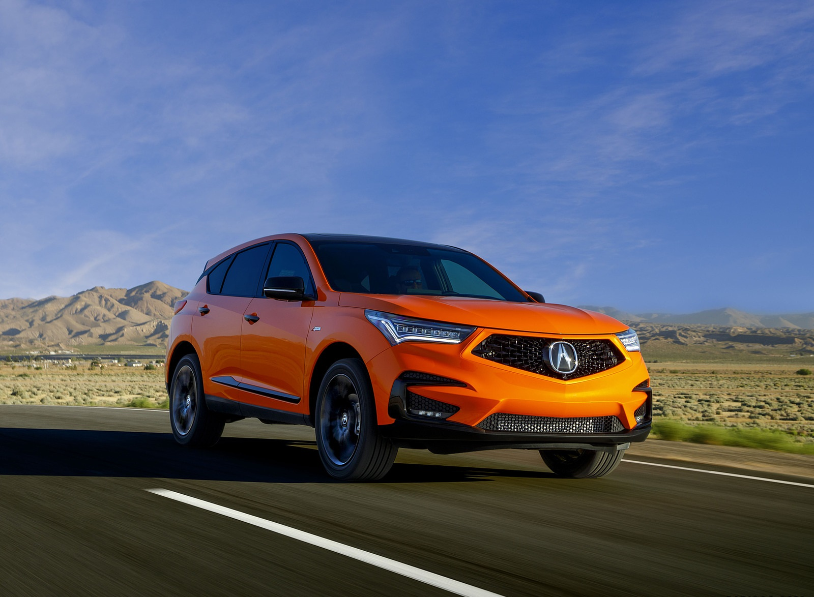 2021 Acura RDX PMC Edition Front Three-Quarter Wallpapers (4)