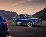 2021 Audi Q5 Sportback Front Three-Quarter Wallpapers 150x120 (5)