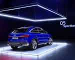 2021 Audi Q5 Sportback Rear Three-Quarter Wallpapers 150x120 (13)