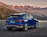 2021 Audi Q5 Sportback Rear Three-Quarter Wallpapers 150x120 (7)