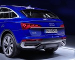 2021 Audi Q5 Sportback Rear Wallpapers 150x120 (17)