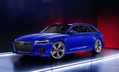 2021 Audi RS 6 Avant RS Tribute Edition Wallpapers HD