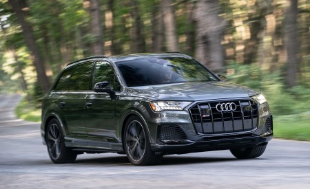 2021 Audi SQ7 (US-Spec) Wallpapers HD